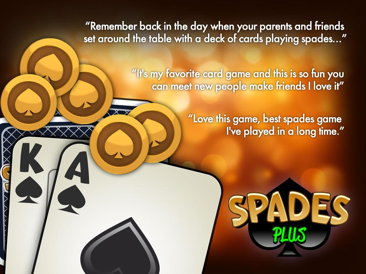 Spades Plus Screenshot 4