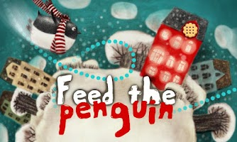 Screenshot of Feed the Penguin