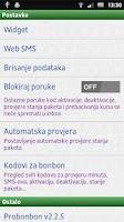 Screenshot of Probonbon