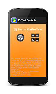 IQ Test Deutsch - screenshot