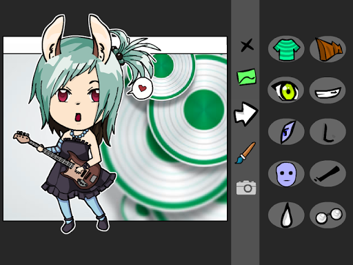 Chibi avatar - screenshot
