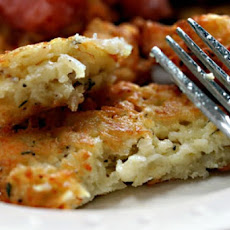 Perfect Potato Pancakes (Latkes)