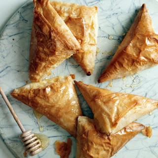 Honey-Ricotta Turnovers