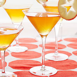 Bourbon-Apple Sidecar