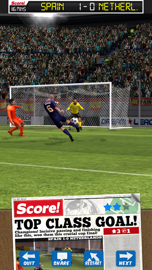 Score! World Goals Screenshot 0