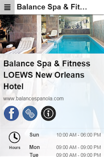 Balance Spa New Orleans - screenshot
