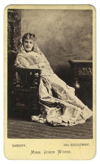 Matilda Charlotte Vining, ca. 1875