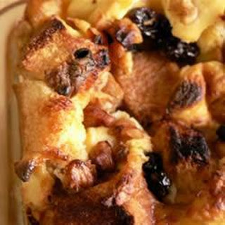 Polly's Bread And Butter Pudding