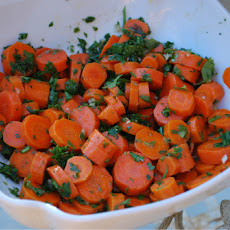Moorish Carrot Salad