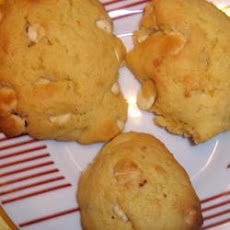 Orange Peel Cookies