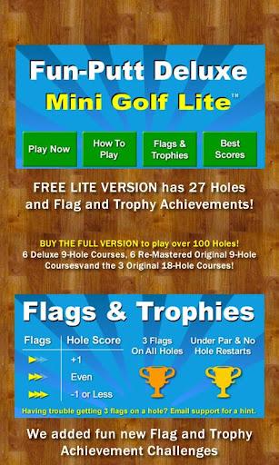 Fun-Putt Mini Golf Lite