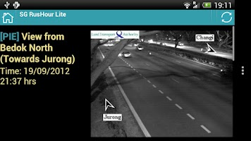Screenshot of SG RusHour Pro