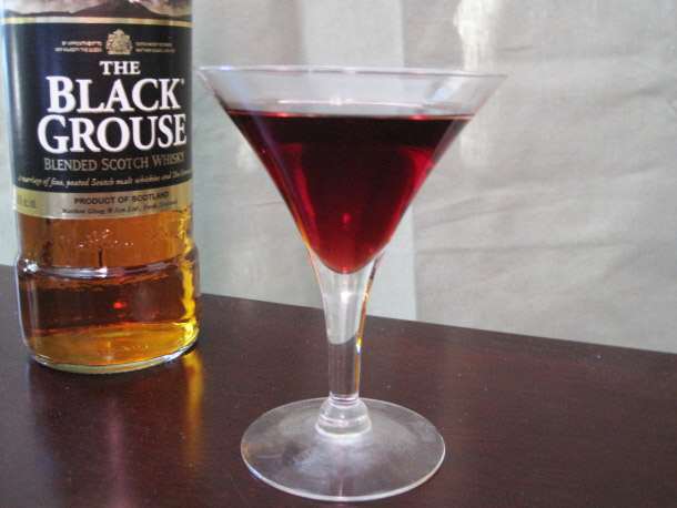 Time for a Drink: the Chancellor Cocktail