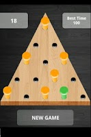Screenshot of Peg Board