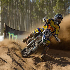 Motocross by Ryan Patterson - Sports & Fitness Other Sports