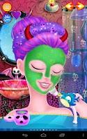 Screenshot of Monster Salon