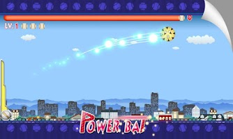 Screenshot of Power Baseball