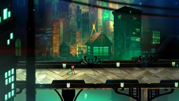 Transistor is now fully playable says Supergiant Games, no release date yet though
