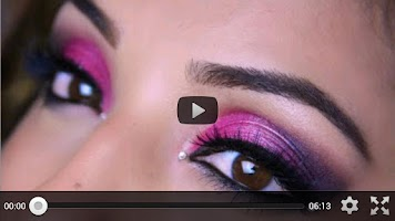 Screenshot of Makeup Tutorials & Beauty Tips