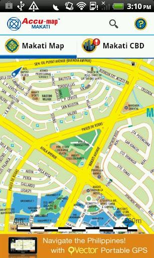 Accu-map Makati