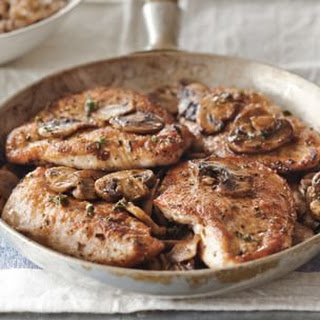 Turkey Cutlet With Mushroom Recipes