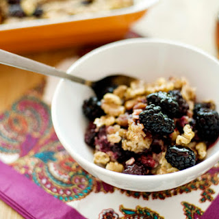 Baked Oatmeal With Blueberries Healthy Recipes