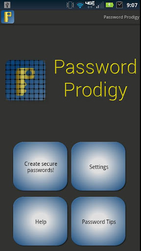 Password Prodigy Lite