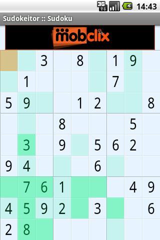 Sudoku Sudokeitor