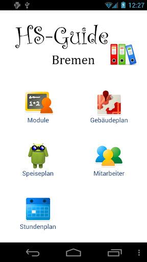 HS-Bremen Guide