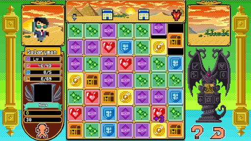 Block Legend - screenshot