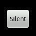 Ringer mode timer widget icon