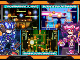Screenshot of Metaloid : Reactor Guardian
