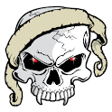 Skulls and More Go Launcher icon