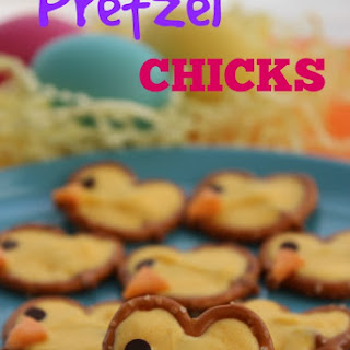 Pretzel Chicks Recipe| Easter Treat Idea