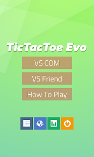 TicTacToe Evo - screenshot