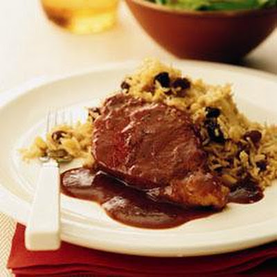 Pork Chops In Barbecue Sauce