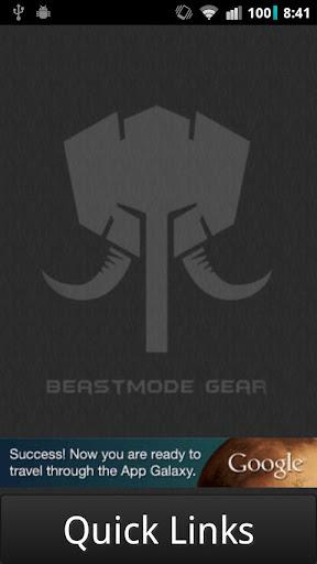 Beastmode Activator