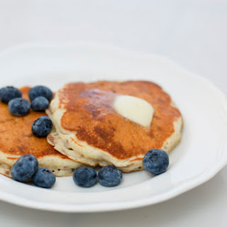 Bran Cereal Pancake Recipes