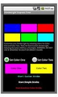 Screenshot of Strobe Light Express