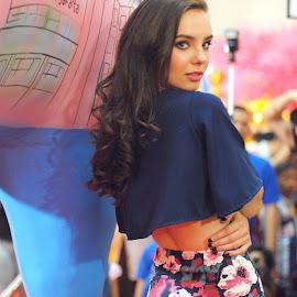 by Pinky Catz - People Fashion ( #fashion #model #fashionphotography #beautiful #sexy )