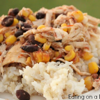 Salsa Chicken And Rice With Corn Recipes