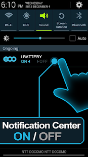 3x battery saver - iBattery for Lollipop - Android 5.0