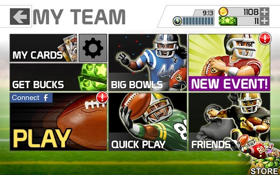 Big Win Football 2016 APK screenshot thumbnail 5