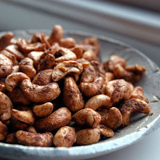 Mexican Cashews recipe – 85 calories