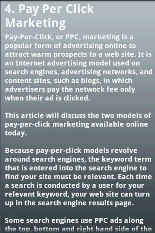 【免費書籍App】Free Website Traffic Tips-APP點子