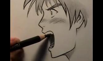 Screenshot of Draw Anime - Manga Tutorials