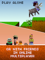 Screenshot of The Blockheads