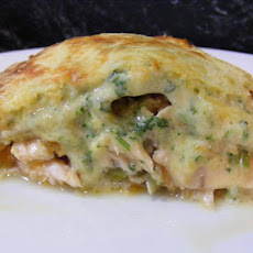 Lasagna With Fresh Salmon and Mascarpone