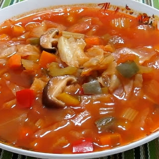 Diet Cabbage Soup Mushroom Recipes