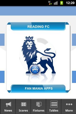 Reading FC Fan Mania